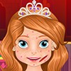 Hey girls, in the salon of celebrity makeover today we have the Sofia The First